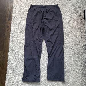 Nike Black Track Pants Kids Size M (8-10)